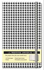 Houndstooth Black and White Journal (Thunder Bay Journals)