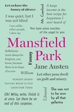 Mansfield Park (Word Cloud Classics)