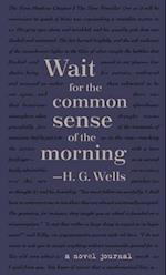 A Novel Journal: H. G. Wells (Compact) (A Compact Novel Journal)