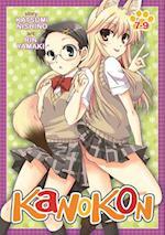 Kanokon Omnibus 7-9 (Kanokon)