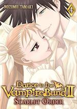 Dance in the Vampire Bund II af Nozomu Tamaki