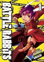 Battle Rabbits, Vol 1 af Amemiya Yuki