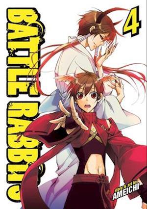 Bog, paperback Battle Rabbits af Amemiya Yuki