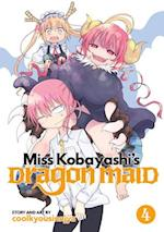 Miss Kobayashi's Dragon Maid 4 (Miss Kobayashis Dragon Maid)