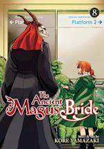The Ancient Magus' Bride 8 (The Ancient Magus Bride)