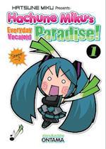 Hatsune Miku Presents: Hachune Miku's Everyday Vocaloid Paradise Vol. 1 af Ontama