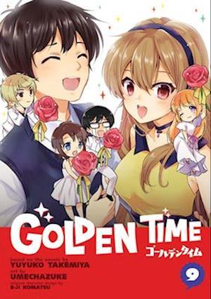 Bog, paperback Golden Time 9 af Yuyuko Takemiya