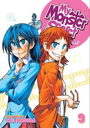 Bog, paperback My Monster Secret Vol. 9 af Eiji Masuda