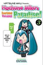 Hatsune Miku Presents Hachune Miku's Everyday Vocaloid Paradise 3 af Ontama