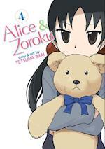 Alice & Zoroku Vol. 4 af Tetsuya Imai