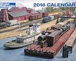 Model Railroader 2018 Calendar