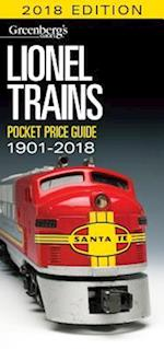 Lionel Trains Pocket Price Guide (GREENBERG'S POCKET PRICE GUIDE LIONEL TRAINS)