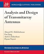 Analysis and Design of Transmitarray Antennas