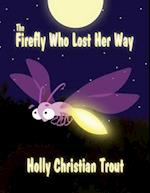 The Firefly Who Lost Her Way