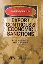 Handbook of Export Controls & Economic Sanctions
