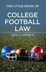 Little Book of College Football Law