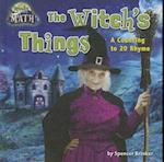 The Witch's Things af Spencer Brinker