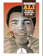 Muhammad Ali (Feral House Coloring Books for Adults)