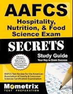 AAFCS Hospitality, Nutrition, & Food Science Exam Secrets, Study Guide