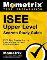 ISEE Upper Level Secrets, Study Guide