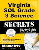Virginia SOL Grade 3 Science Secrets (Mometrix Secrets Study Guides)