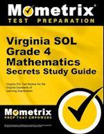 Virginia SOL Grade 4 Mathematics Secrets
