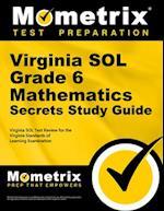 Virginia SOL Grade 6 Mathematics Secrets