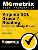 Virginia SOL Grade 7 Reading Secrets