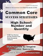 Common Core Success Strategies High School