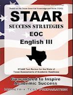 STAAR Success Strategies Eoc English III