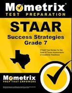 STAAR Success Strategies Grade 7 Study Guide