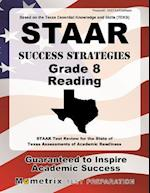 STAAR Success Strategies Grade 8 Reading Study Guide