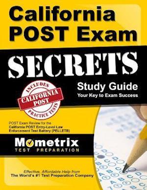 California POST Exam Secrets Study Guide