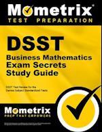 DSST Business Mathematics Exam Secrets Study Guide (Secrets Mometrix)