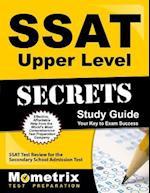 SSAT Upper Level Secrets Study Guide (Secrets Mometrix)
