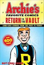 Archie's Favorite Comics: Return To The Vault