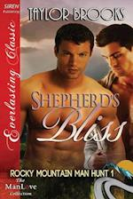 Shepherd's Bliss [Rocky Mountain Man Hunt 1] (Siren Publishing Everlasting Classic Manlove)