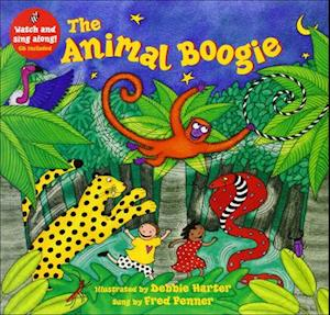 The Animal Boogie W/ CD