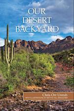 Our Desert Backyard