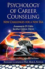 Psychology of Career Counseling af Annamaria Di Fabio