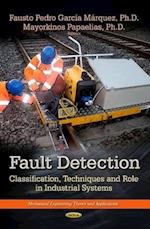 Fault Detection af Fausto Pedro Garcia Marquez