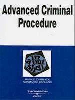 Advanced Criminal Procedure in a Nutshell, 2d af Norman Garland, Mark Cammack