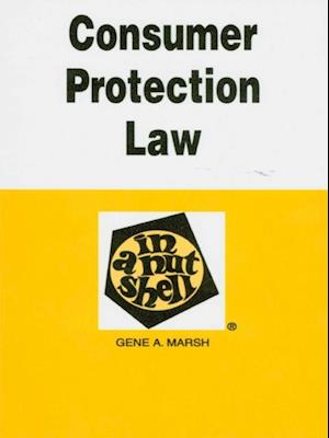 Consumer Protection Law in a Nutshell, 3d