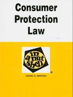 Consumer Protection Law in a Nutshell, 3d af Gene Marsh