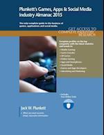 Plunkett's Games, Apps & Social Media Industry Almanac 2015