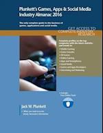 Plunkett's Games, Apps & Social Media Industry Almanac 2016