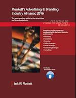 Plunkett's Advertising & Branding Industry Almanac 2016