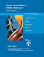 Plunkett's Biotech & Genetics Industry Almanac 2017