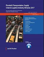 Plunkett's Transportation, Supply Chain & Logistics Ind. Almanac 2017: Transportation, Supply Chain & Logistics Industry Market Research, Statistics,