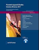 Plunkett's Apparel & Textiles Industry Almanac 2017: Apparel & Textiles Industry Market Research, Statistics, Trends & Leading Companies